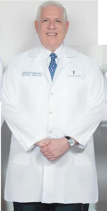 Louis M. Cohen.MD