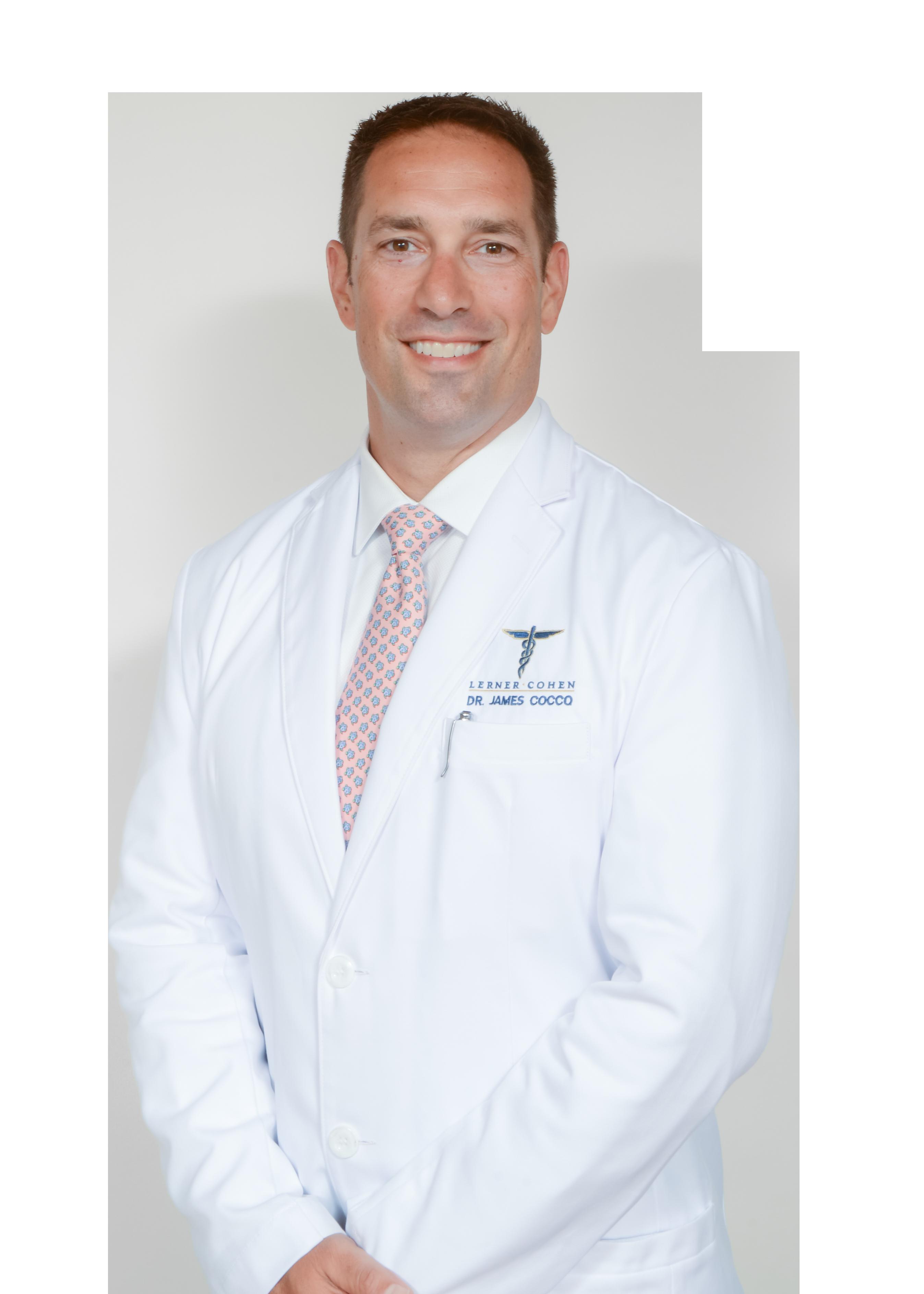 DR. JAMES R. COCCO BOARD-CERTIFIED IN INTERNAL MEDICINE & PEDIATRICS